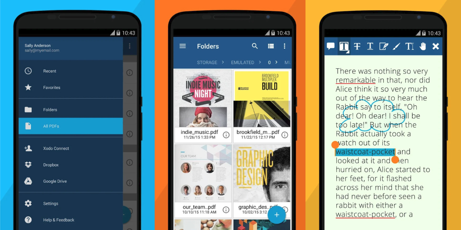 Here Are The Best PDF Editor Apps For Android And iPhone