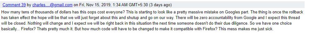 backclash comment 1 - chrome bug