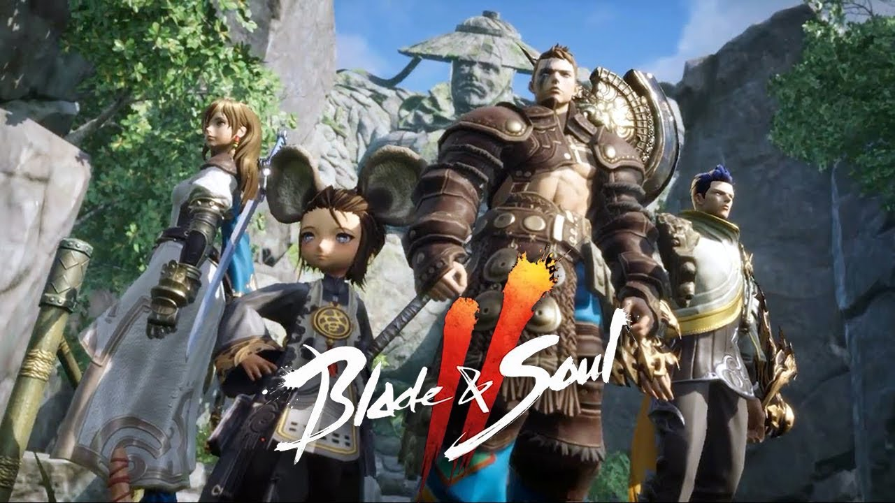 Blade And Soul_Alternate to WarCraft