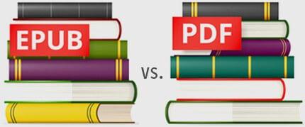 epub vs pdf