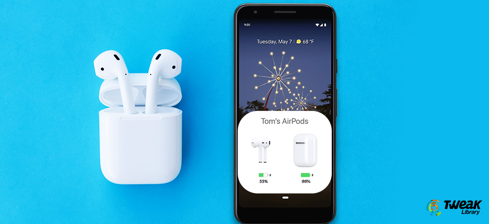 Smart AirPods App For Android