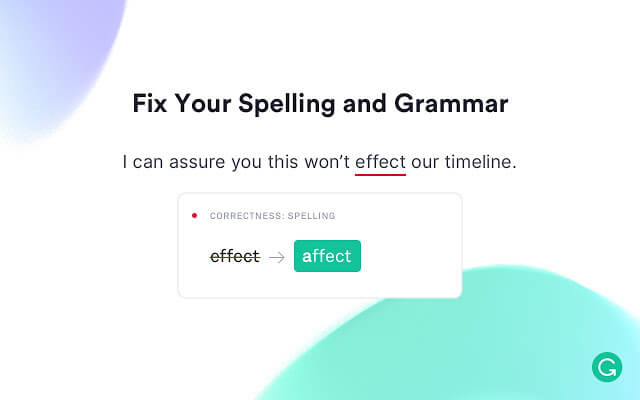 Grammarly Google Chrome Extension