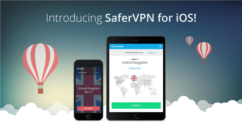 SaferVPN_VPN apps for iPhone