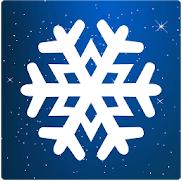 Snow Cam Effects_Christmas photo frame app