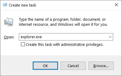 Type Explorerdotexe