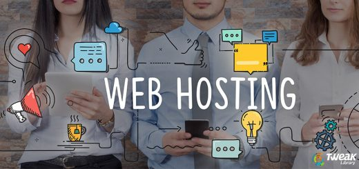 Web-Hosting-Providers