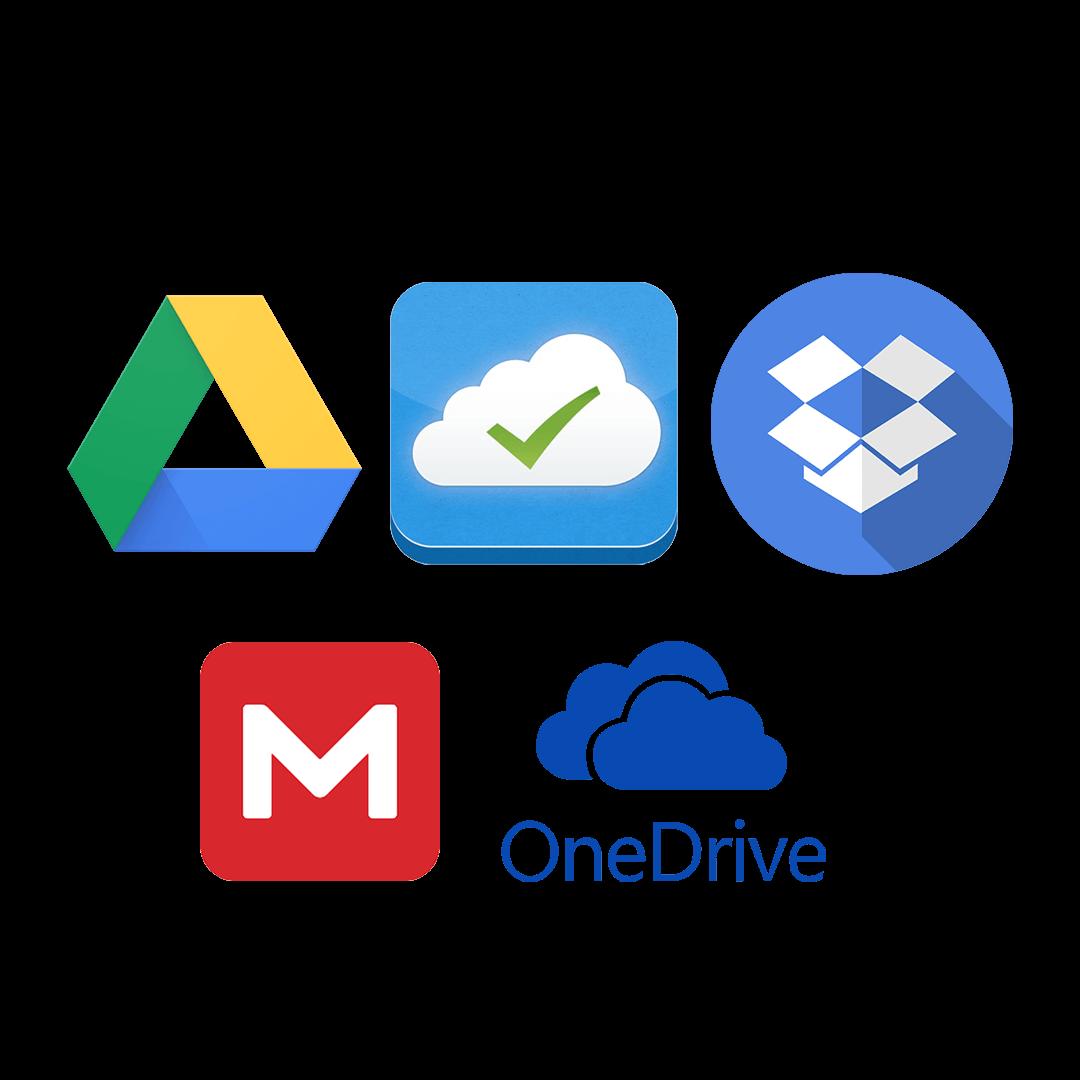 best cloud backup services - free online storage