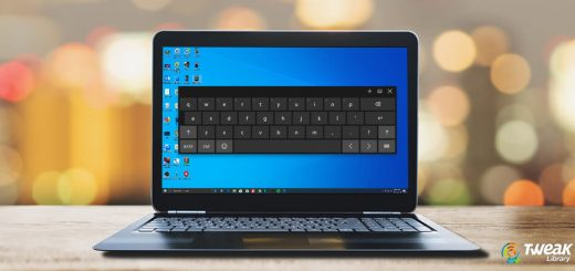 Best Hacks To Use On-screen Keyboard Windows10!