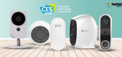 CES Bangs with Smart Home Products