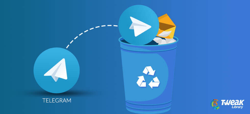 Delete Telegram Account Permenantly