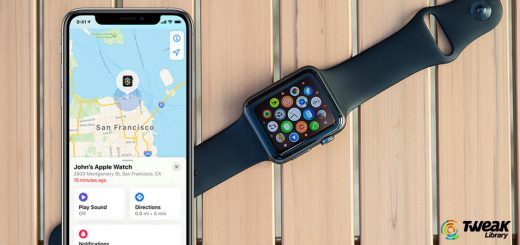 How To Locate and Find Lost Apple Watch