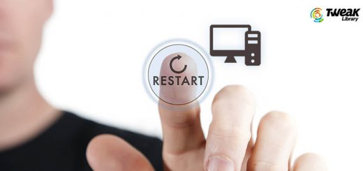 How To Restart Remote Computer