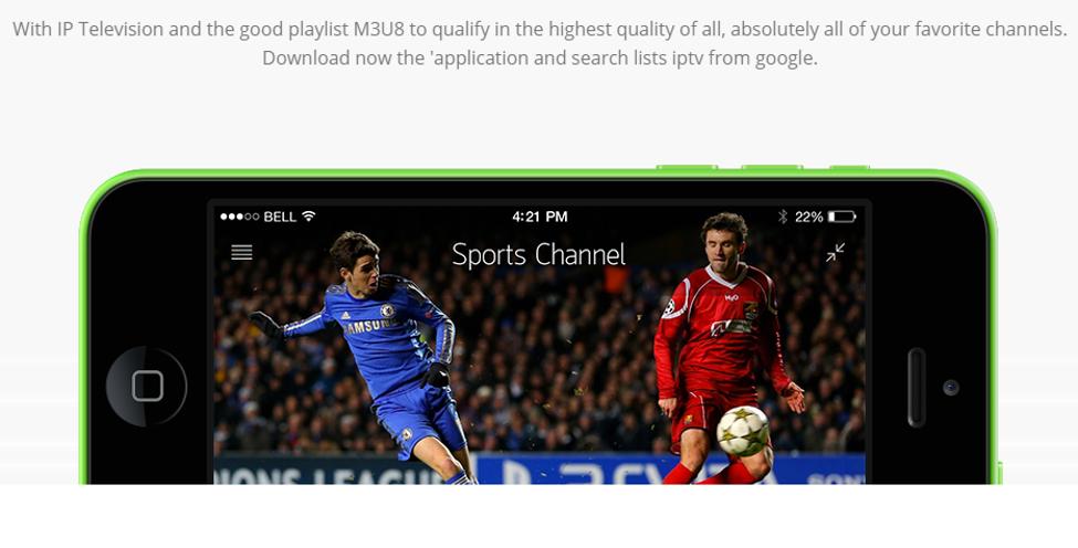 IP Television – IPTV M3U