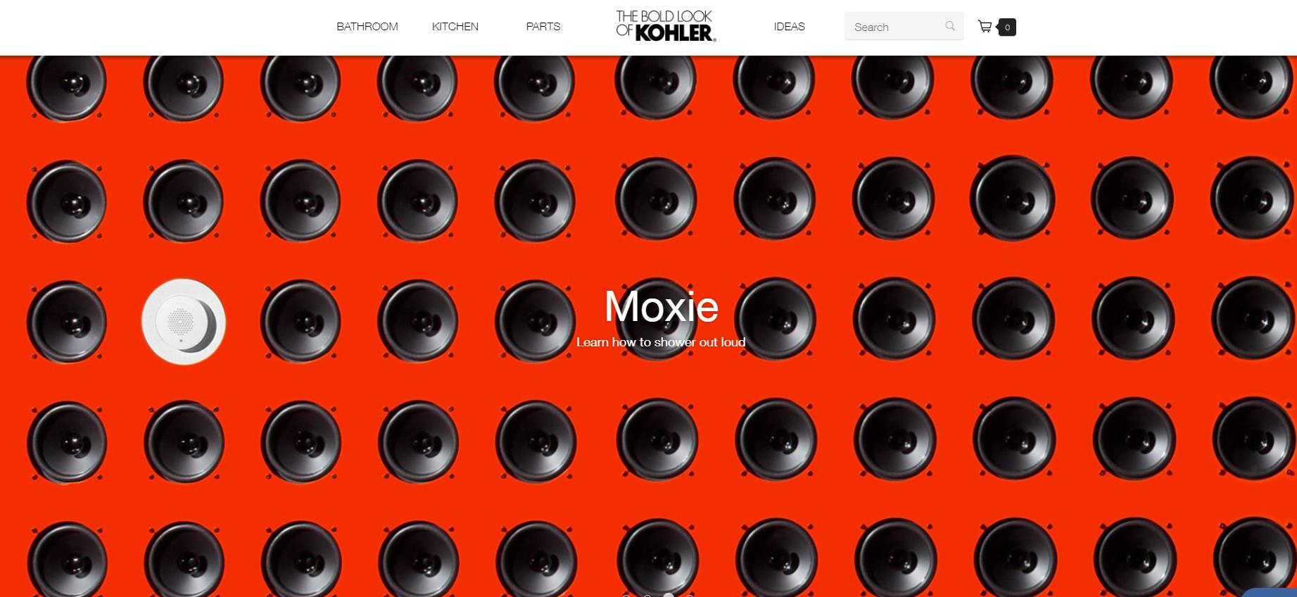 Kohler Moxir Voice Shower