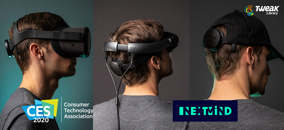 NextMind Dev Kit Brain Sensing Interface