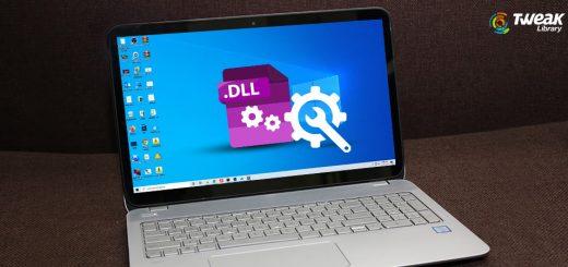 dll files missing errors in windows
