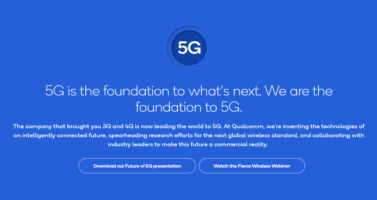 5G support.