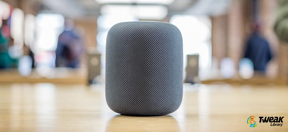 Apple HomePod Apple's Move Towards Smart Speakers