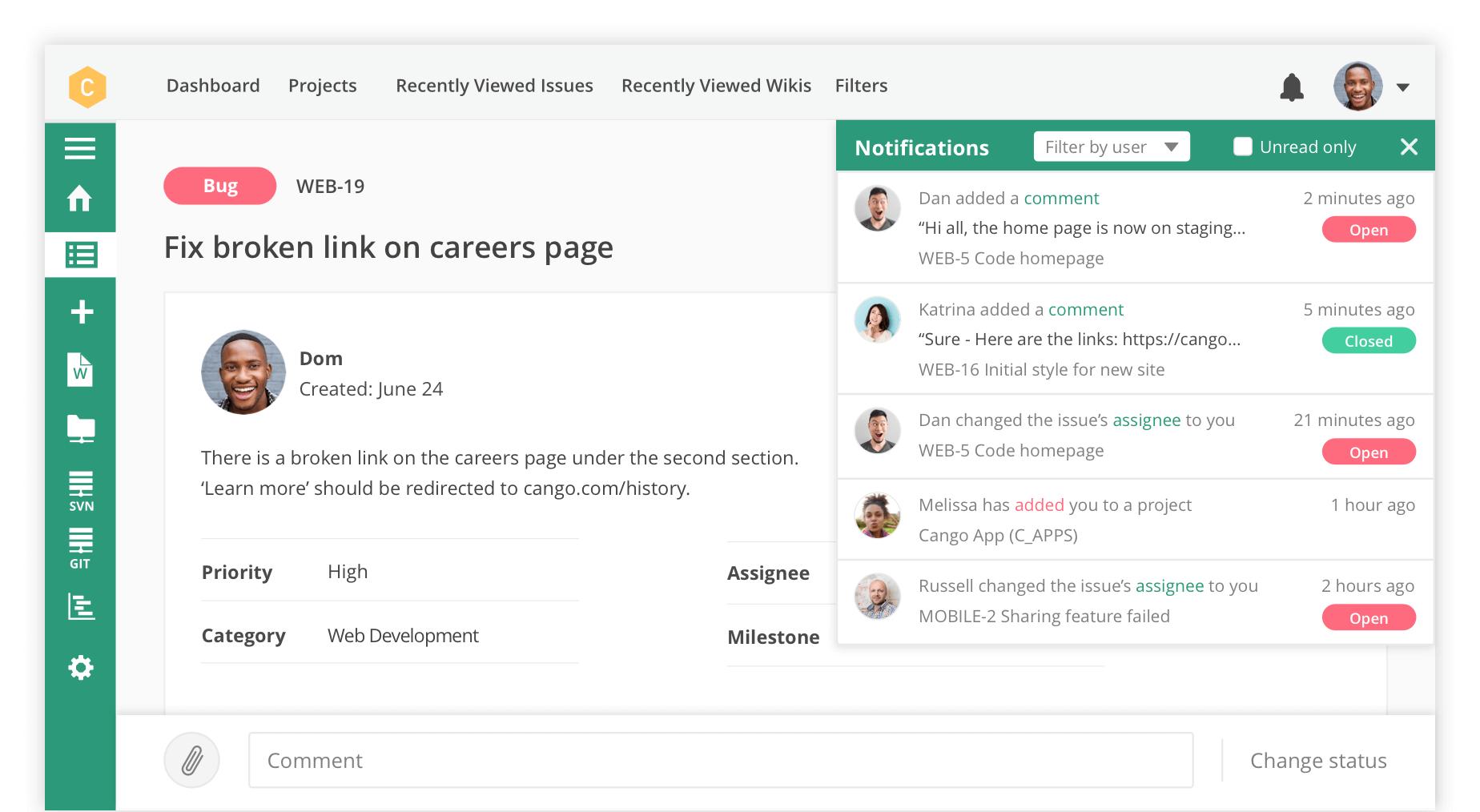 Backlog - Best Task Management Software