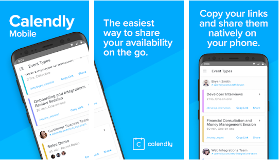 Calendly -Free Meeting Scheduler