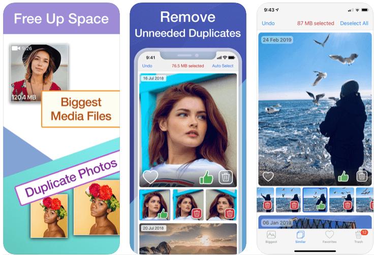 Cleaner for Media Files