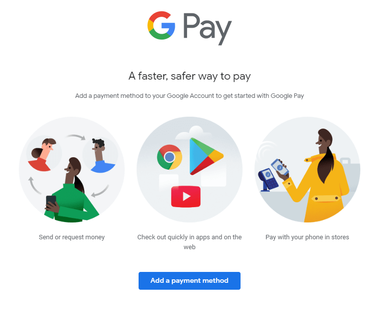 How To Set Up Google Pay