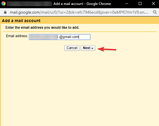 Import Emails Into New Gmail Account