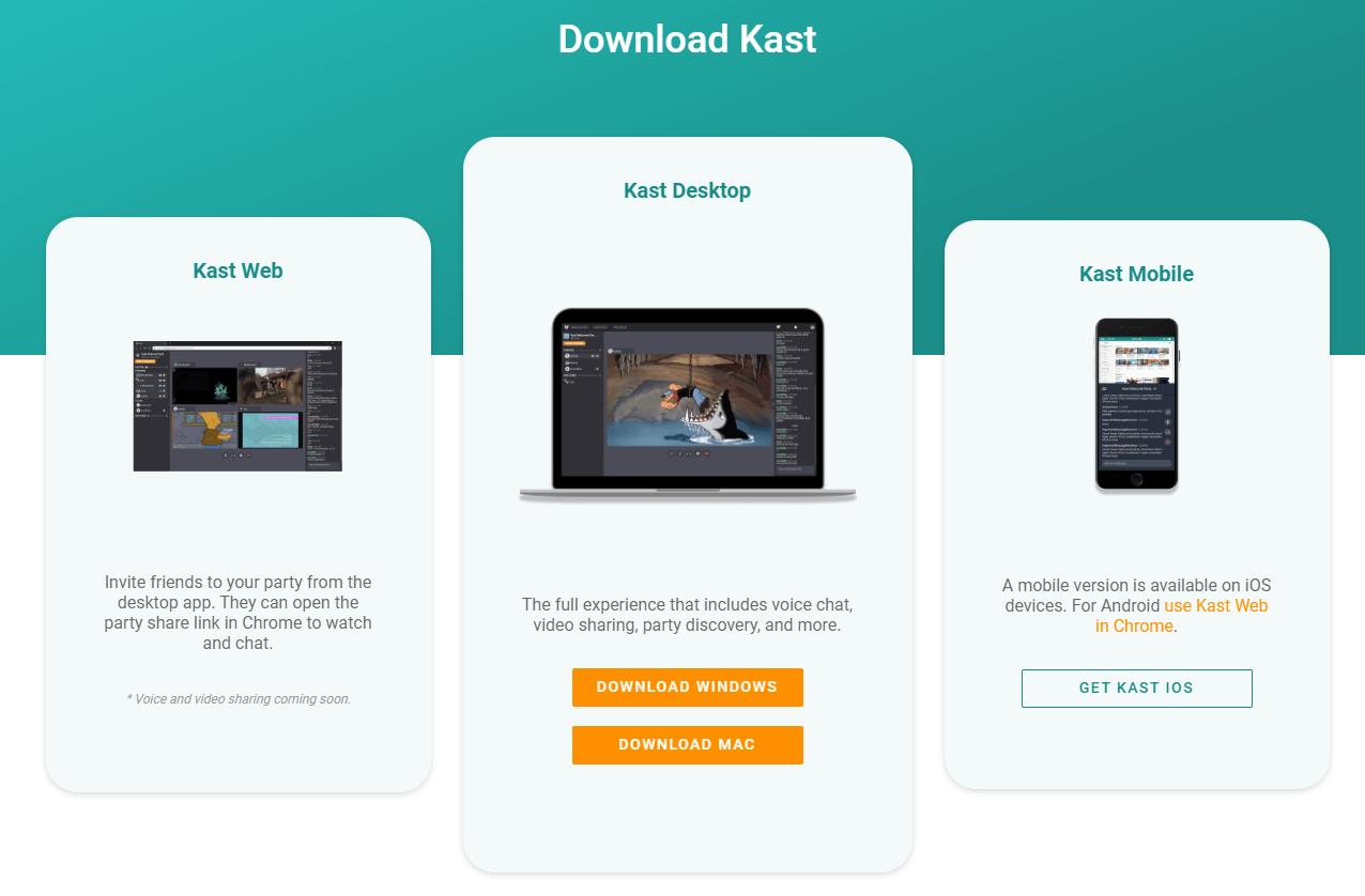 Kast - Rabbit Alternative