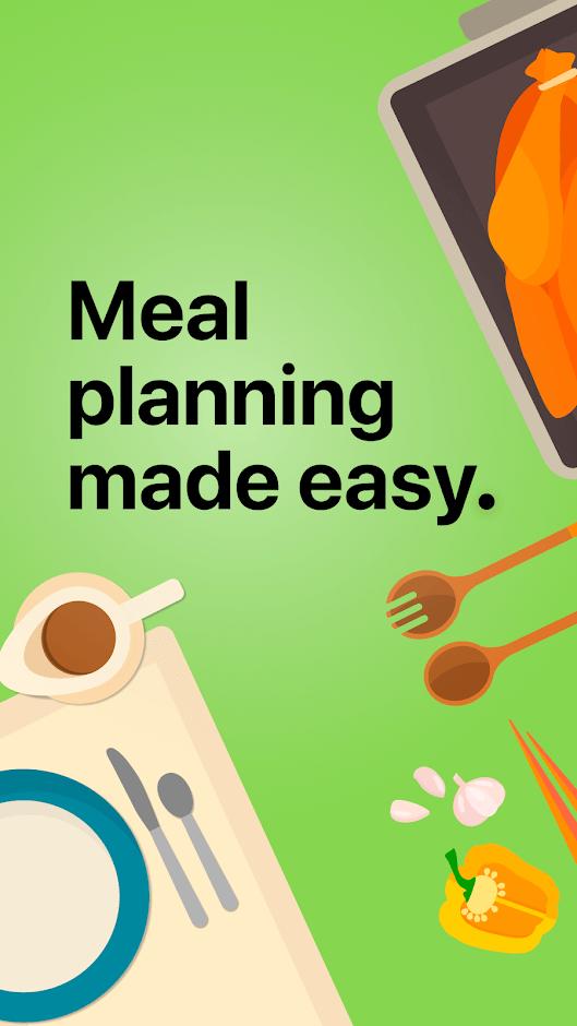 Mealime- Best Meal Planner App