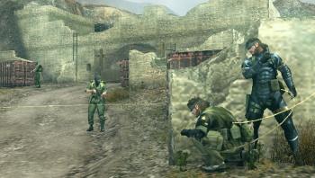 Metal Gear Peace Walker