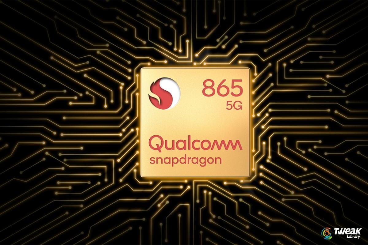 Qualcomm Snapdragon 865 Plus Processor