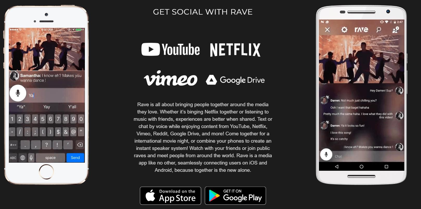 Rave - Rabbit Alternative