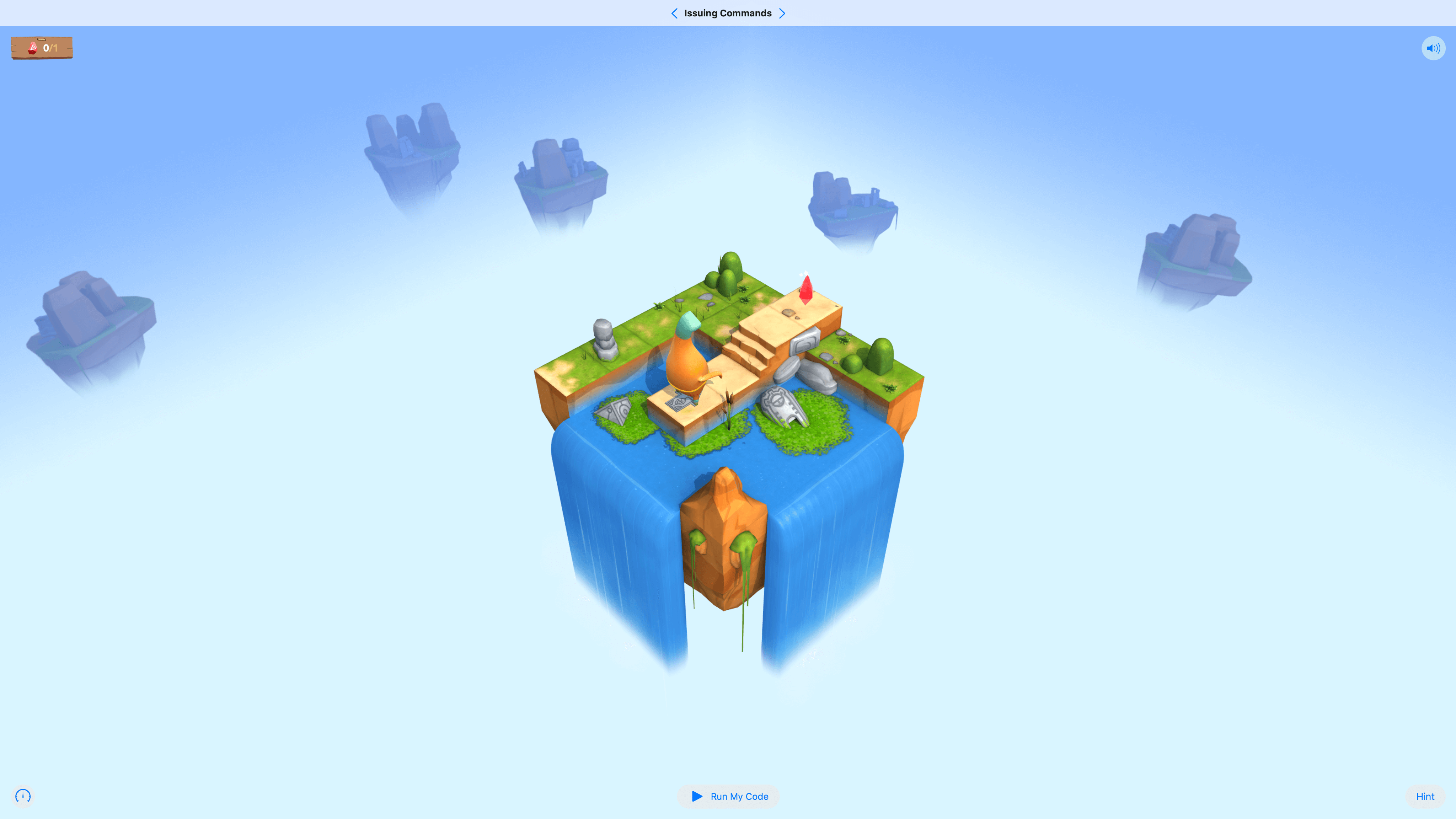 Swift Playgrounds Learn to Code 1