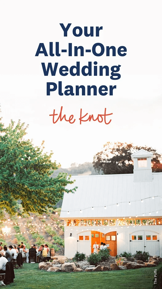 The Knot- Best Wedding Planner App