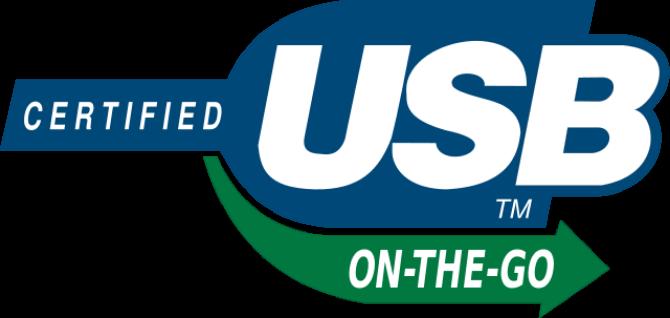 USB OTG supports