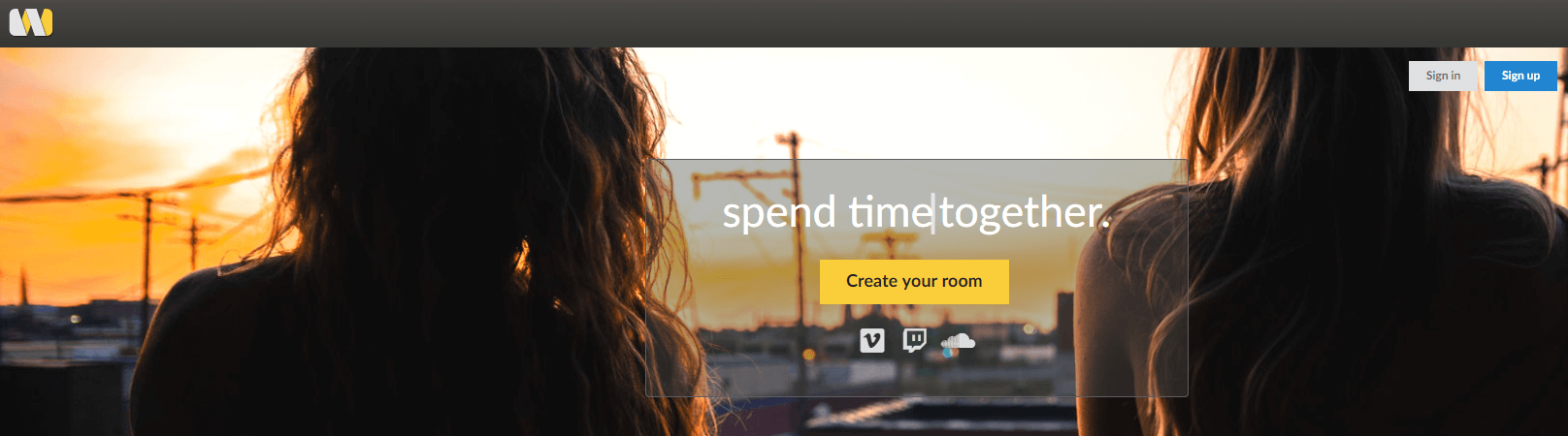 Watch2Gether- Registration Free Streaming Service