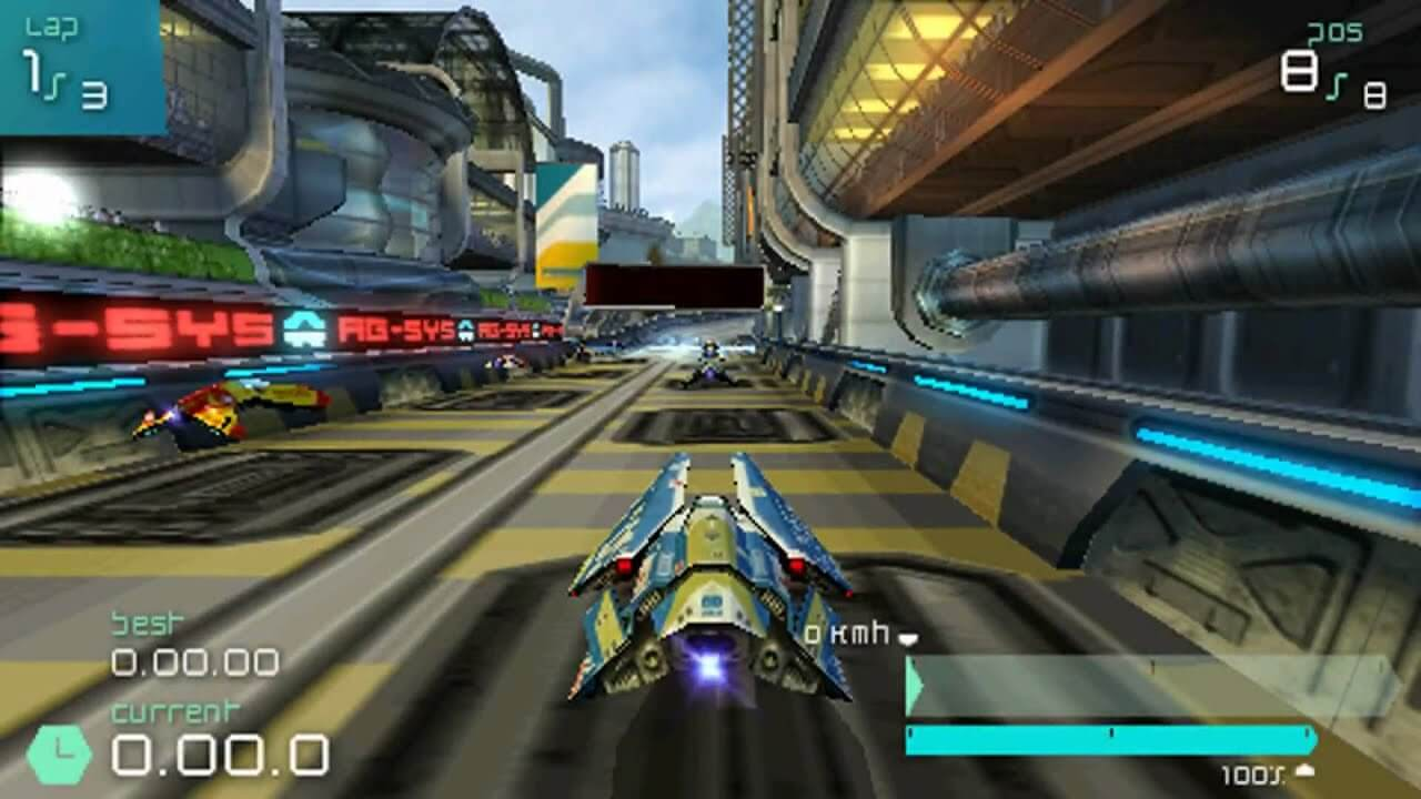 Wipeout Pulse