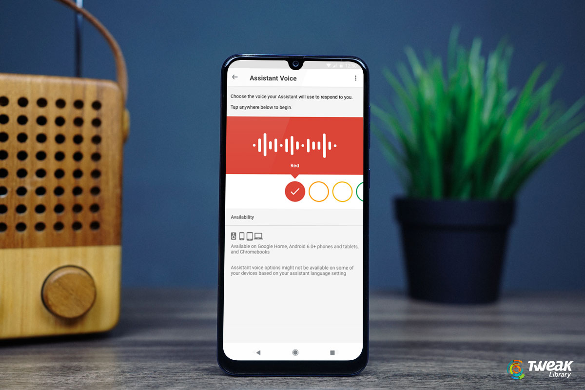 how-to-change-google-assistant-voice-on-android