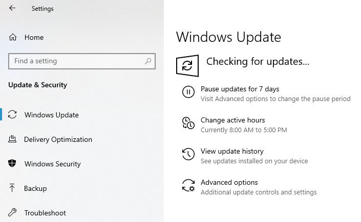 iTunes on Windows 10