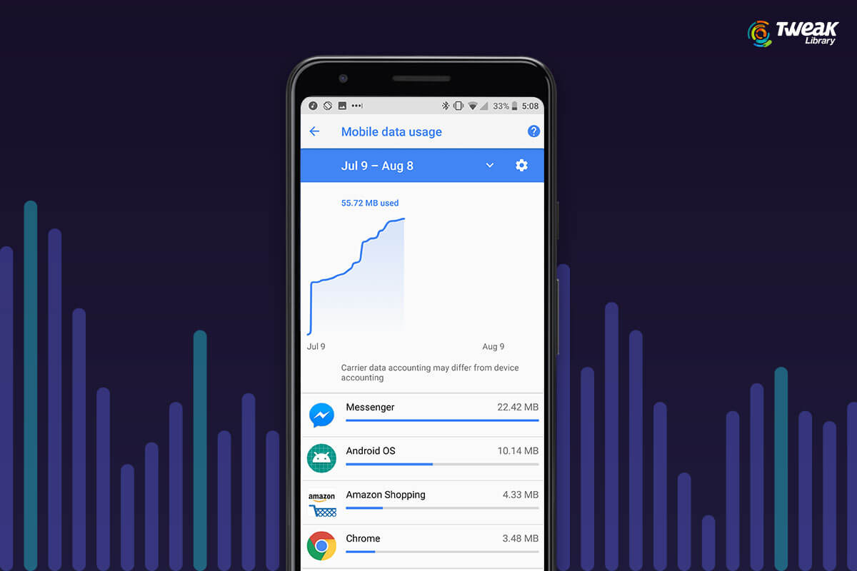 Best Data Monitoring Apps For Android 2020