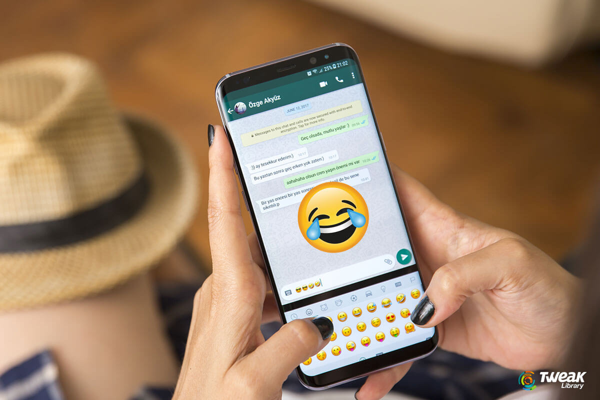 Cool And Harmless WhatsApp Pranks