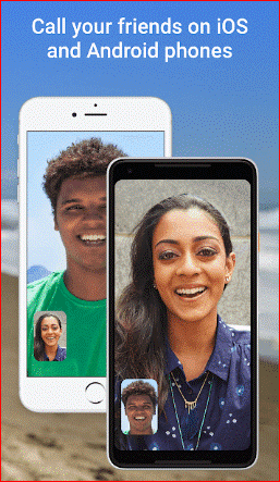 Google Duo - Alternative of Facetime For Android