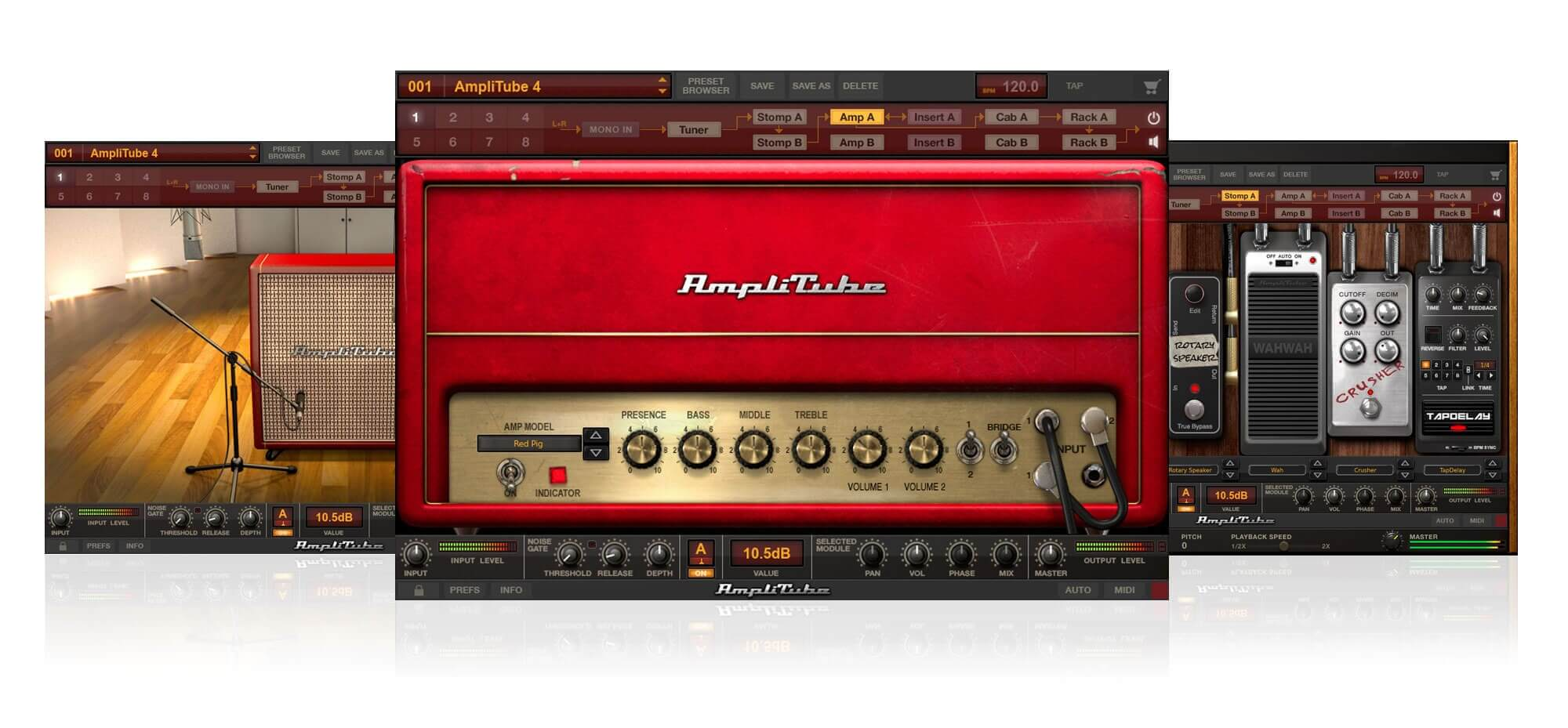 Ik Multimedia Amplitube 4 - Guitar AMP Software