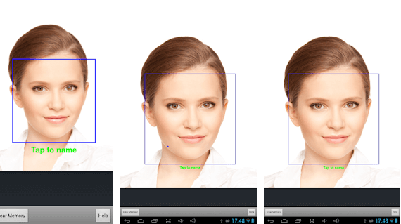 Luxand - Face Recognition app