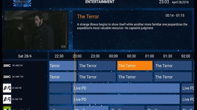 Nitro TV IPTV