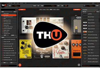 Overloud TH-U - Guitar AMp Software