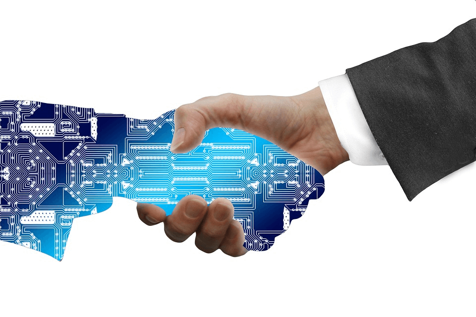 Shake Hands Virtually