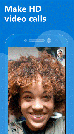 Skype - alternative of Facetime for Android
