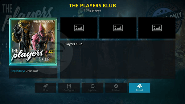 The Players Klub IPTV
