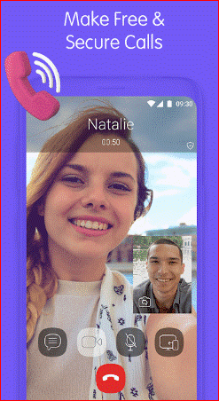 Viber - Alternative for Facetime for Android